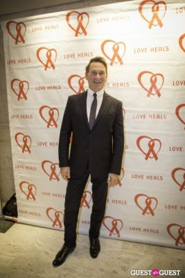 hal rubenstein in Love Heals Gala 2014