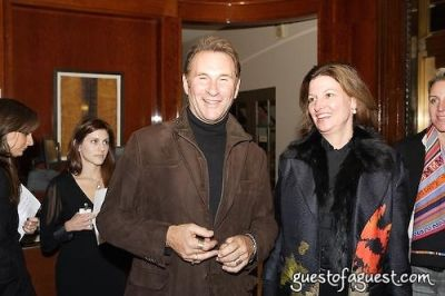hal rubinstein in Escada Event at Saks Fifth Avenue