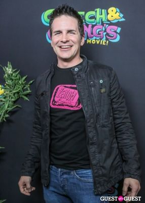 hal sparks in Green Carpet Premiere of Cheech & Chong's Animated Movie