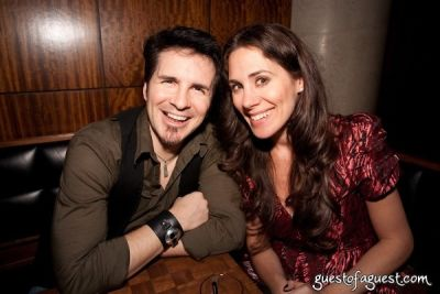 hal sparks in A Night to Benefit Haiti at Thompson LES