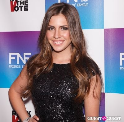 haley pharo in Friends 'N' Family Pre-Grammy Party