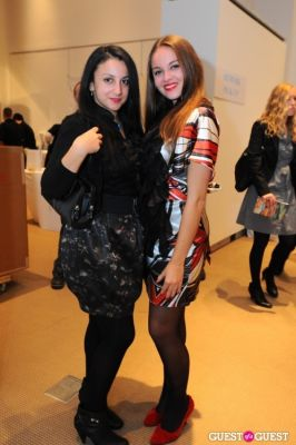 halime ozdemir in The New York Academy Of Art's Take Home a Nude Benefit and Auction