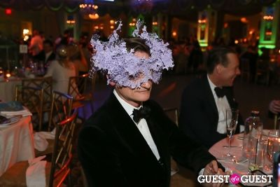 hamish bowles in Save Venice Enchanted Garden Ball
