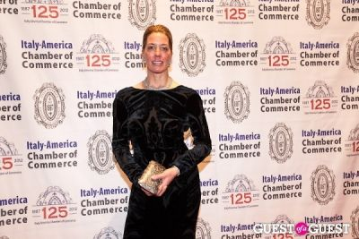 hanna streuver in Italy America CC 125th Anniversary Gala
