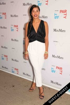 hannah bronfman in Whitney Art Party 2014