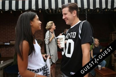 hannah bronfman in Guest of a Guest's You Should Know: Behind the Scenes