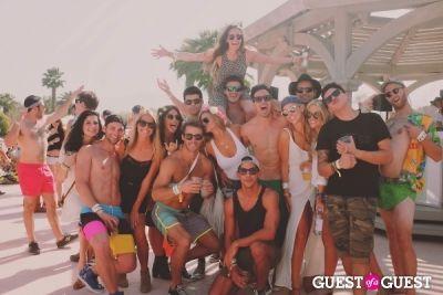 hannah linkenhoker in Coachella: LACOSTE Desert Pool Party 2014