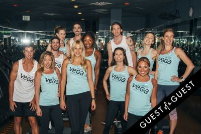 hannah madigan in Vega Sport Event at Barry's Bootcamp West Hollywood