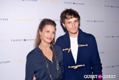 hannah ware in LIKE CRAZY Premiere