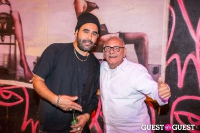 max azria in Electric Room 2 Year Anniversary Party