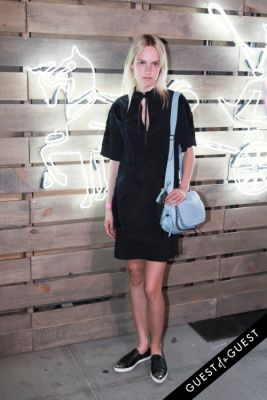 harleth kuusik in Coach Presents 2014 Summer Party on the High Line
