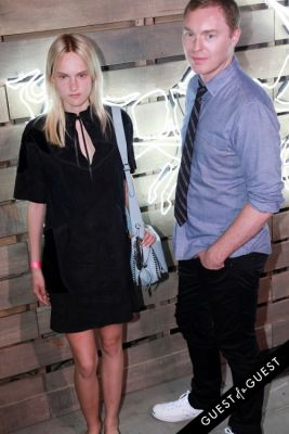 stuart vevers in Coach Presents 2014 Summer Party on the High Line