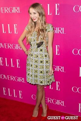 harley viera-newton in ELLE Women In Music Issue Celebration