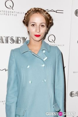 harley viera-newton in A Private Screening of THE GREAT GATSBY hosted by Quintessentially Lifestyle