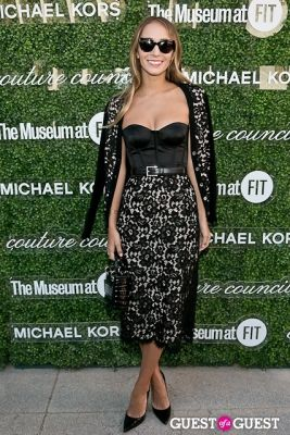 harley viera-newton in Michael Kors 2013 Couture Council Awards