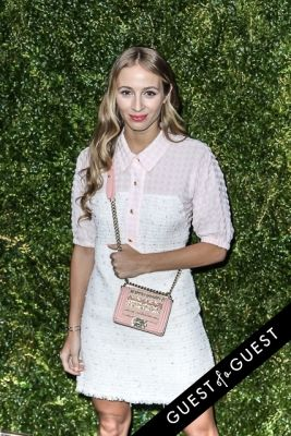 harley viera-newton in Chanel's Tribeca Film Festival Artists Dinner