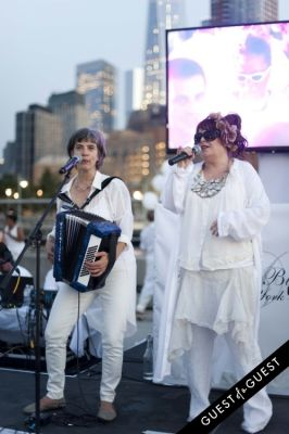 harriette cole in Le Diner En Blanc 2015
