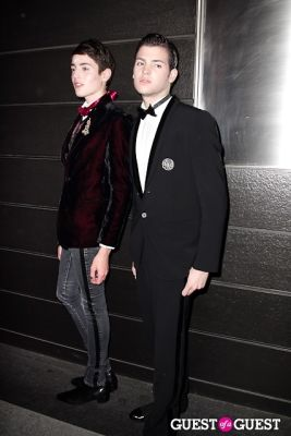 harry brant in New Yorkers for Children Tenth Annual Spring Dinner Dance