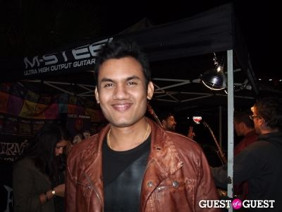 harshil shah in Filter Magazine's Culture Collide Festival (Oct 12th)