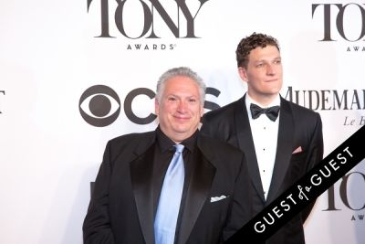 gabriel ebert in The Tony Awards 2014