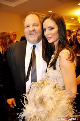 georgina chapman in The White House Correspondents' Association Dinner 2012