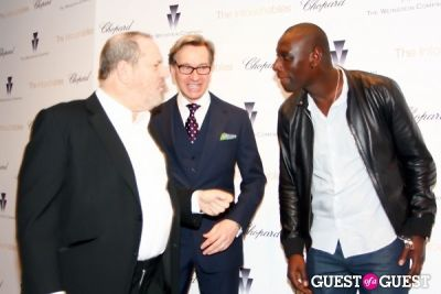 omar sy in NY Special Screening of The Intouchables presented by Chopard and The Weinstein Company