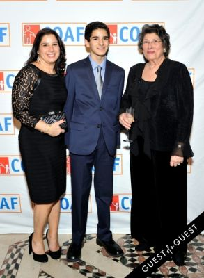 varsenne sarkissian in COAF 12th Annual Holiday Gala