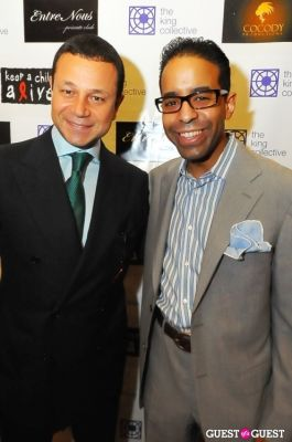 hassan el-garrahy in Zelda Kaplan's Birthday Benefit for Keep A Child Alive
