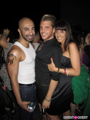 george doras in Dot 429 & Jeffrey Fashion Cares (NYC Pride Week)