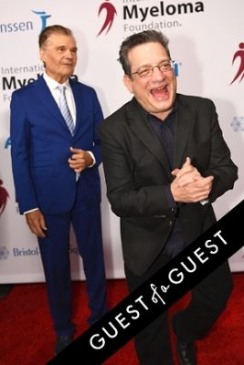 having fun-on-the-carpet in The International Myeloma Foundation 9th Annual Comedy Celebration