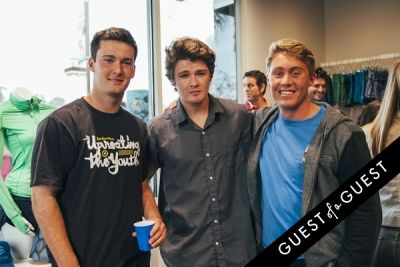 connor close in Grand Opening of GRACEDBYGRIT Flagship Store