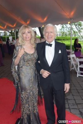 dr. herbert-gould in The New York Botanical Gardens Conservatory Ball 2013
