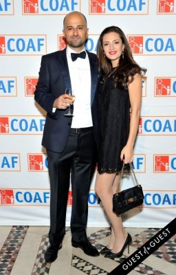 hayk piloyan in COAF 12th Annual Holiday Gala