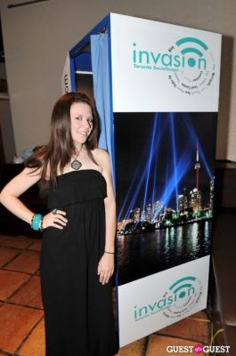 hayley o-connor in Invasion Toronto SocialScape