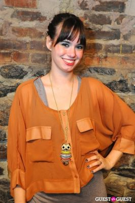 heather epstein in Kimberly Taylor Fall 2011 Presentation