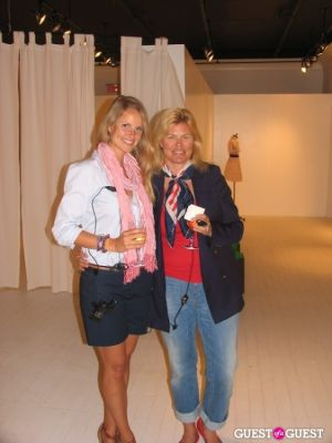 heather lang in Tommy Hilfiger Summer Kick-Off