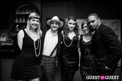 heather lawrie in Great Gatsby Gala @ The Huxley