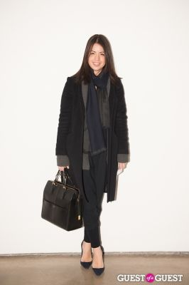 heather shimokawa in NYC Fashion Week FW 14 Street Style Day 6