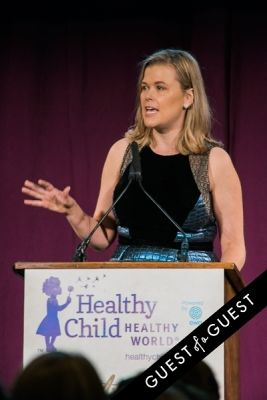 heather white in Healthy Child Healthy World 23rd Annual Gala