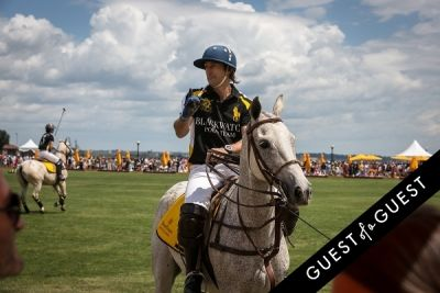 hector guerrero in Veuve Clicquot Polo Classic 2014