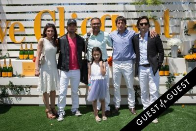 bash gazi in Veuve Clicquot Polo Classic 2014