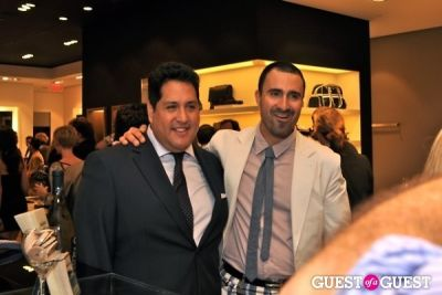 "hector monserratte in Hugo Boss ""Boss Store"" Opening"