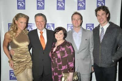 bret shuford in Lower Eastside Service Center's 50th Anniversary Gala Dinner