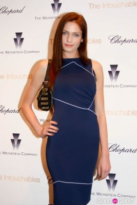 heidi mount in NY Special Screening of The Intouchables presented by Chopard and The Weinstein Company