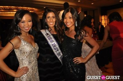 nicole ortiz in Miss DC USA 2012 Pageant