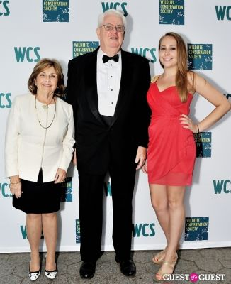 helen mcgrath in Wildlife Conservation Society Gala 2013
