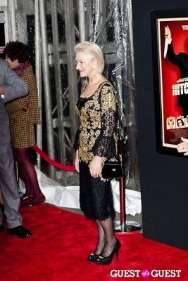 helen mirren in HITCHCOCK The New York Premiere