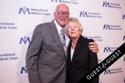 henry hood in International Medical Corps Gala