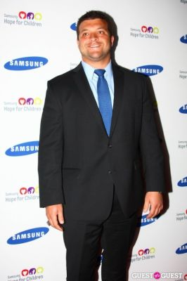 henry hynoski in Samsung 11th Annual Hope for Children Gala