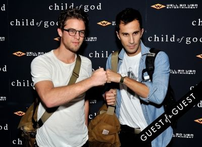 ariel schulman in Child of God Premiere